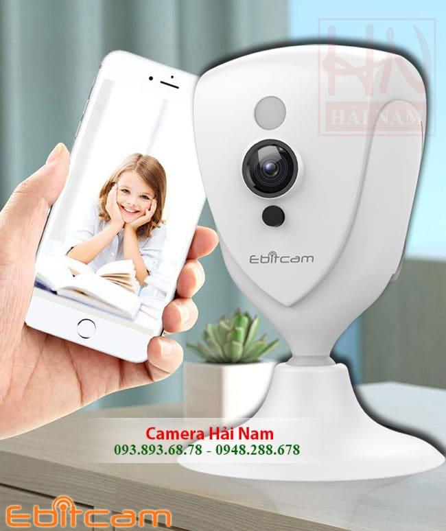 Camera Ebitcam EBF4 2.0MP Full HD 1080P Góc rộng 109 Chính hãng, Giá cực rẻ từ 500K