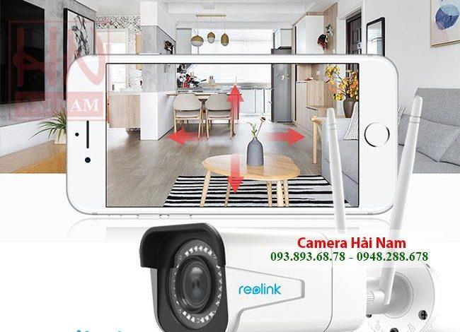 Bán camera wifi chính hãng