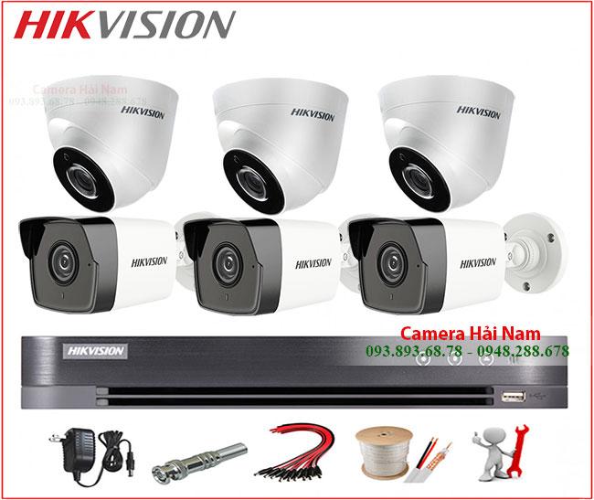 Giá camera có dây - camera hikvision số 1