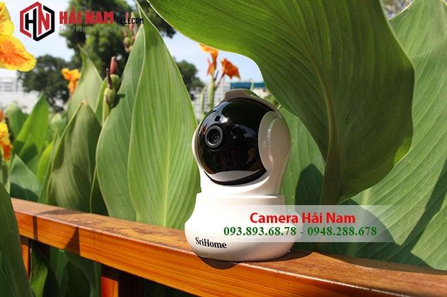 Camera an ninh mini Srihome 3MP